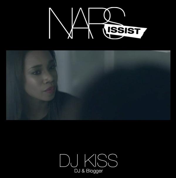 NARS Narsissist Video Campaign