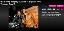 Us Weekly Most Stylish NYers