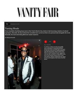 DJ M.O.S. Vanity Fair Best Dressed
