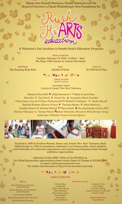 RUSH Hearts Event