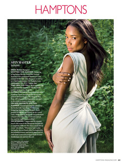 Hamptons Magazine - Summer Feature