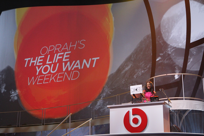 Oprah's The Life You Want Tour