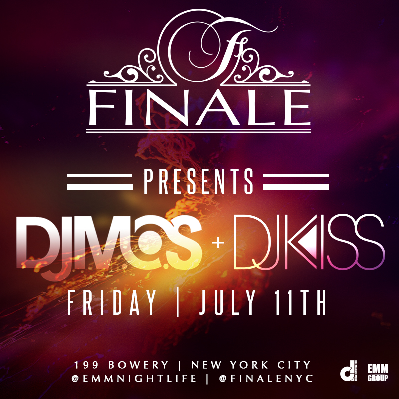 Finale NYC