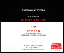 Stereo NYC