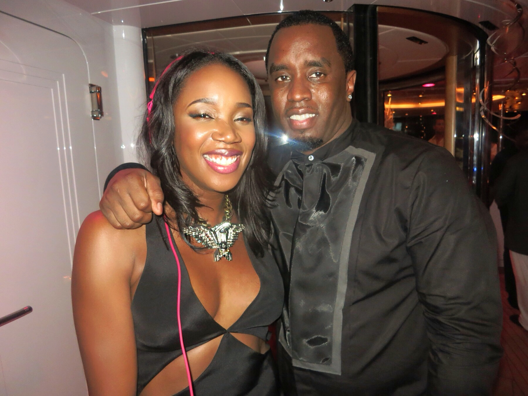 "Sean ""Diddy""Combs NYE Party"