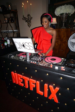 Netflix Emmy Party