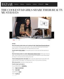 Harper's Bazaar - Beauty Feature