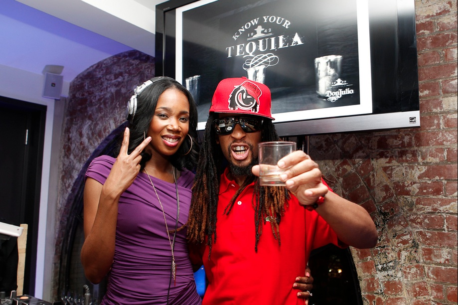Don Julio party with Lil' Jon