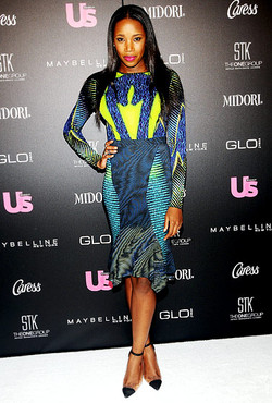 Us Weekly Most Stylish NYers party