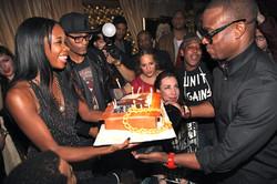 DJ M.O.S. birthday at Mister H