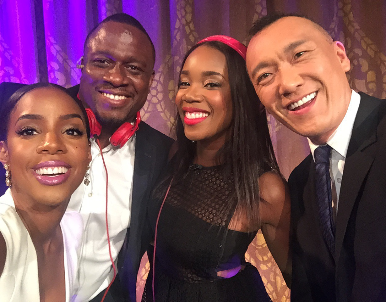 GMA with Kelly Rowland & Joe Zee