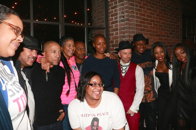 Together We Stand Fundraiser for Eric Garner's Family