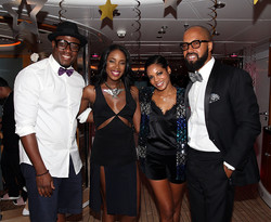 Diddy's NYE St. Barths yacht party