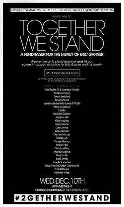 Together We Stand Event