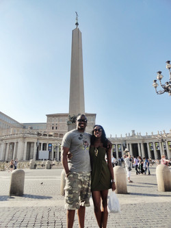 #theSemples in Rome