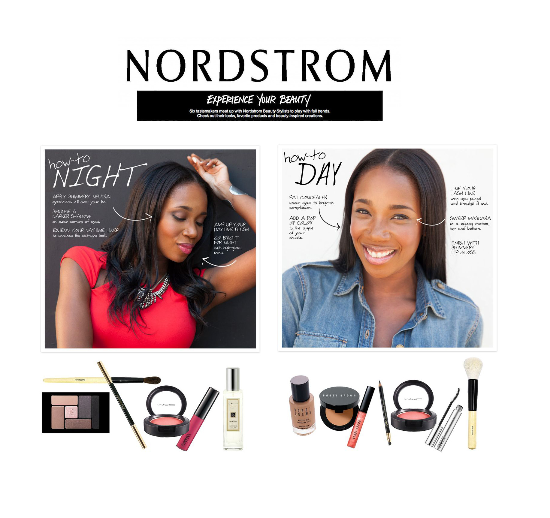 Nordstrom Experience Your Beauty