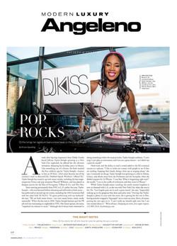 Angeleno Magazine August 2016