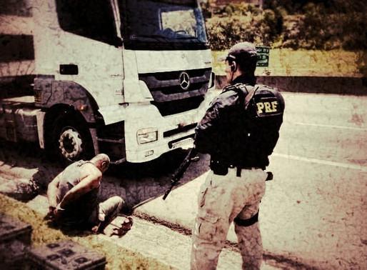 O que relevam os dados sobre roubos de carga no Brasil até 2019