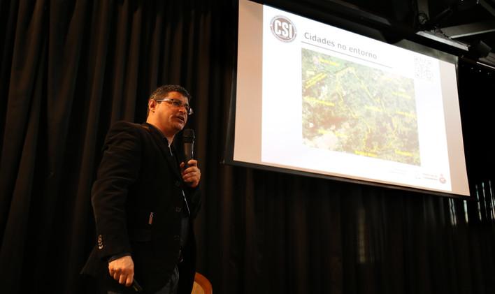 1º Encontro do Fórum de GR - Palestra Edson Moraes