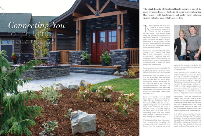 Check us out in Fine Homes Lifestyles Magazine