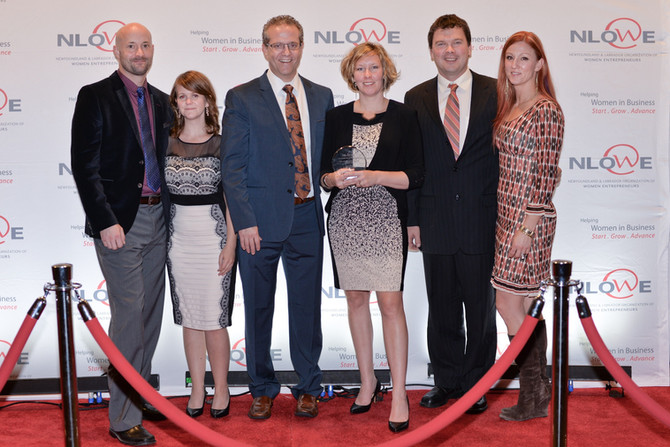 Photos from the NLOWE Awards!