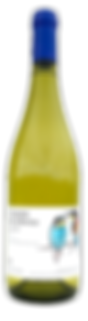 Wine bottle Terre des 2 Sources Domain de la Deveze Viognier 2018GPViognier2018TransparentWeb.