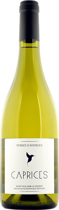 Caprices Viognier 2020 IGP St Guilhem le Désert (6 bottle box)