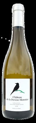 Château de la Devèze Monnier - blanc 2018 (6 bottle box)