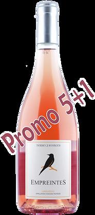 Empreintes rosé 2019 AOP Languedoc (6 bouteilles)