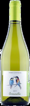 Amourettes blanc 2019 IGP (6 bouteilles)
