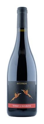 Accords rouge 2018 IGP St Guilhem le Désert (6 bottle box)