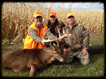 LaBarbera+Buck+w+Hunter+Hosts.jpg 2013-8