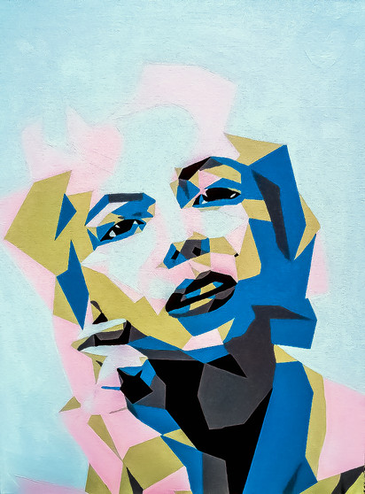 149.-Marilyns-Edge-30in.-x-40in.-Acrylic