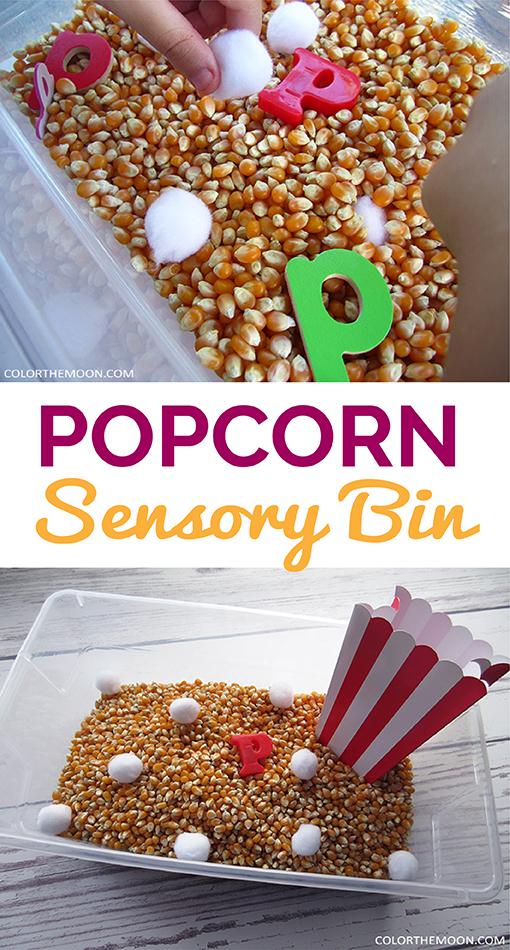 popcorn pin_Pinterest