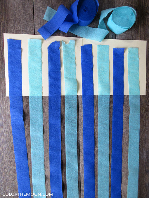 These DIY Minecraft party decoration windsocks are SO COOL and so easy to make! What a great idea for a Minecraft birthday party.
