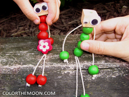 DIY WOODEN BEAD DOLLS THAT ANYONE CAN MAKE