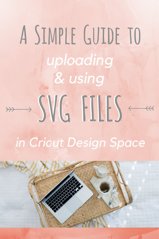 This SVG file tutorial is SO EASY to follow! What a great way to learn the basics of using SVG files in Cricut Design Space!