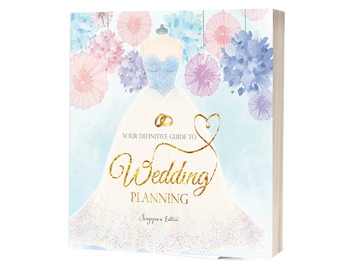 Your Definitive Guide To Wedding Planning