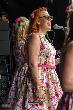 Vintage Singers 9 -  Rock The Beacon 201