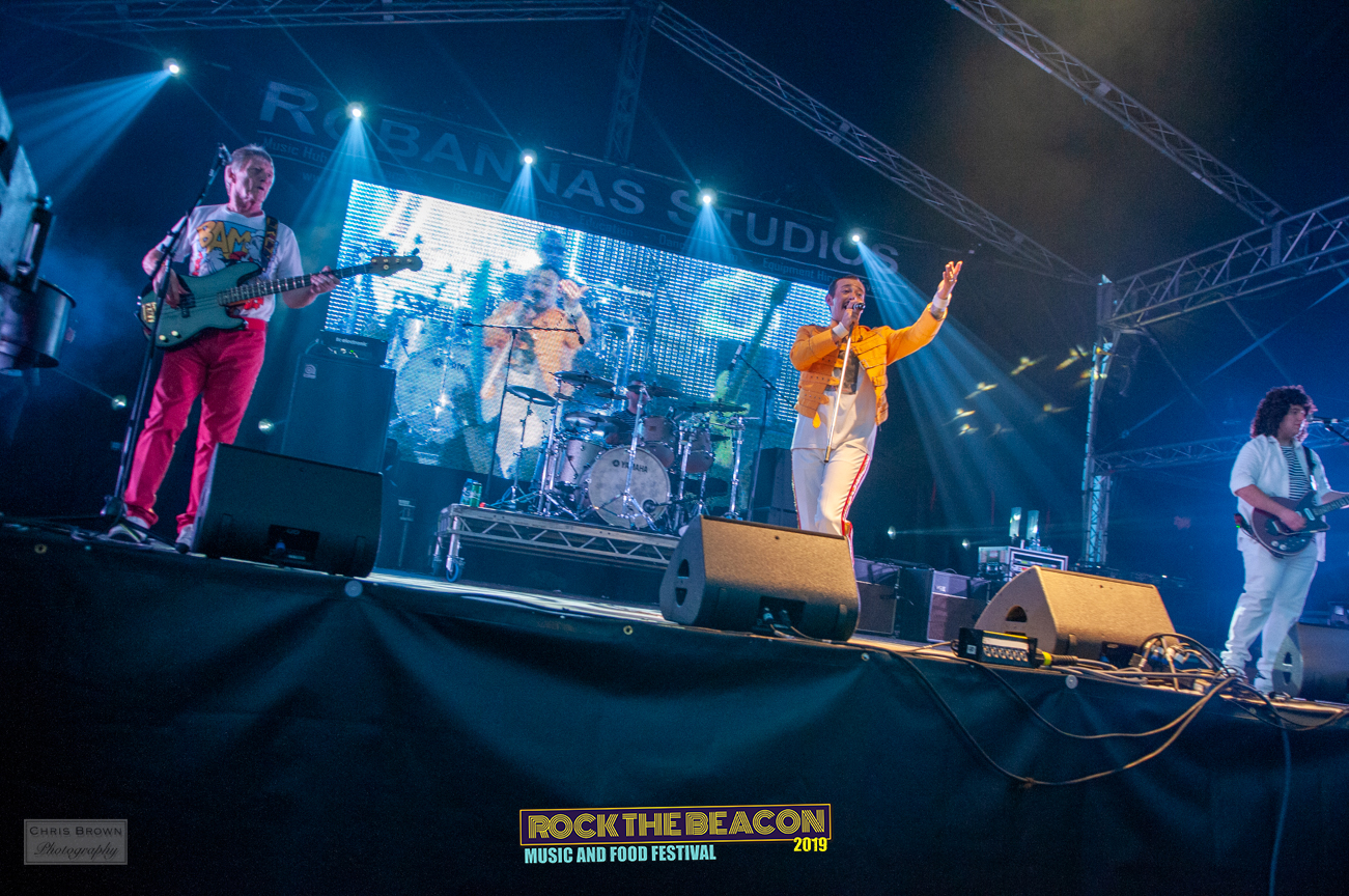 Queen QE2 36 -  Rock The Beacon 2019 - C