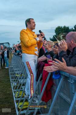 Queen QE2 17 -  Rock The Beacon 2019 - C