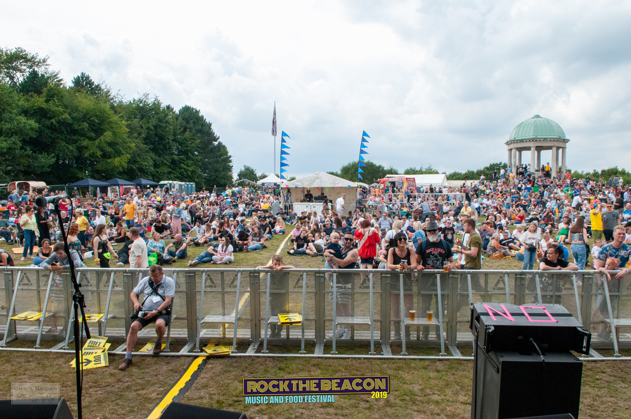 Crowd 6 - Rock The Beacon 2019 - Credit