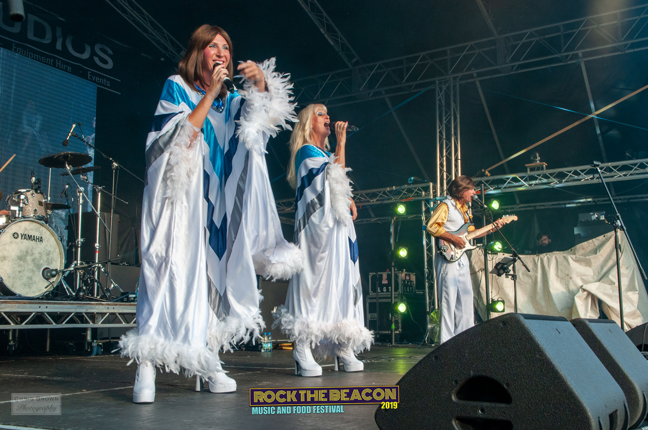 ABBA Take A Chance On Us 14 -  Rock The