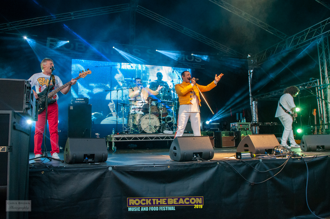 Queen QE2 22 -  Rock The Beacon 2019 - C