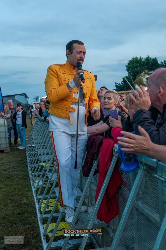Queen QE2 18 -  Rock The Beacon 2019 - C