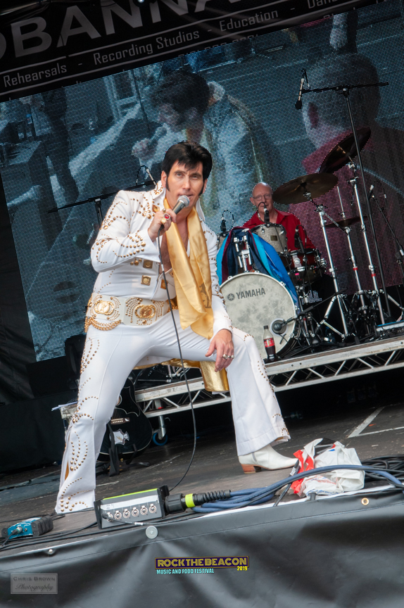 Elvis Mark Green 12 -  Rock The Beacon 2