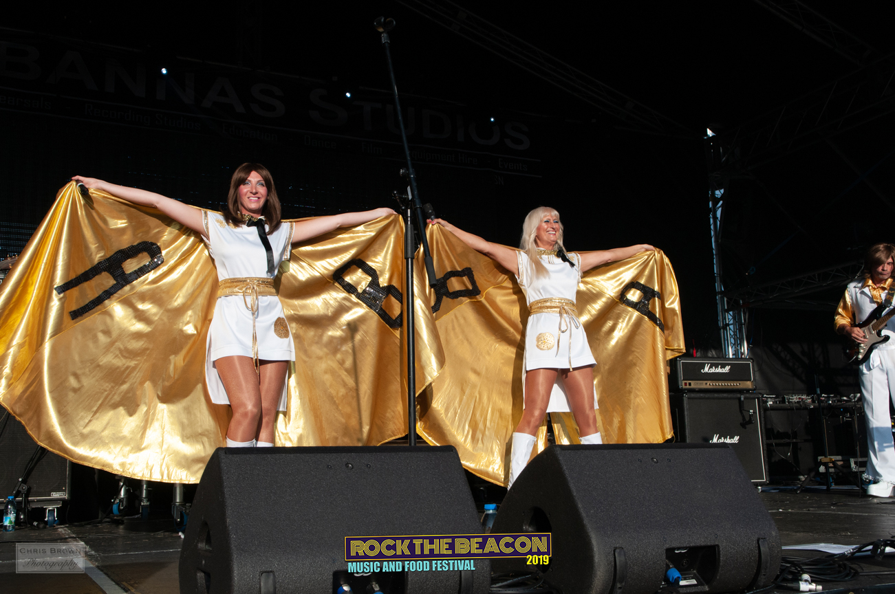 ABBA Take A Chance On Us 6 -  Rock The B