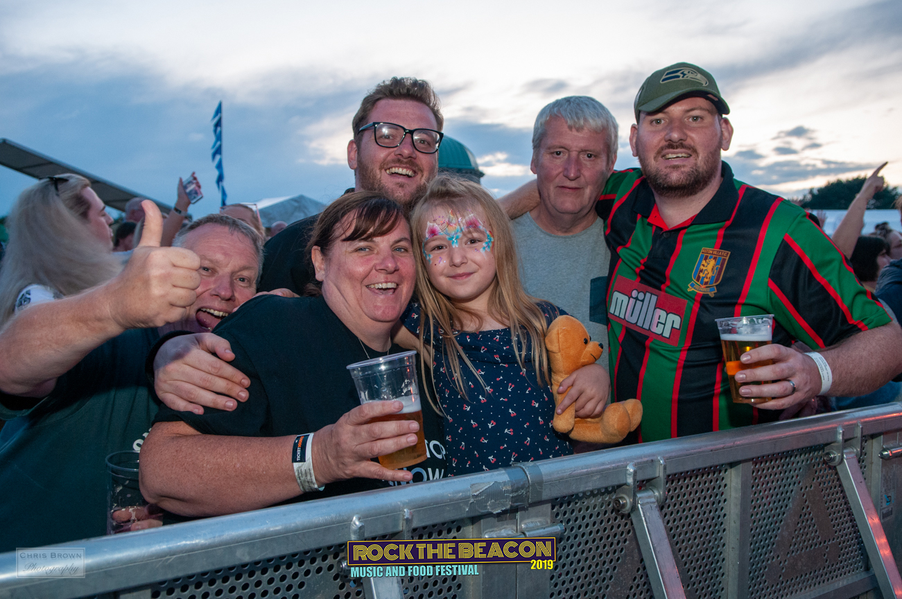 Crowd 55 - Rock The Beacon 2019 - Credit