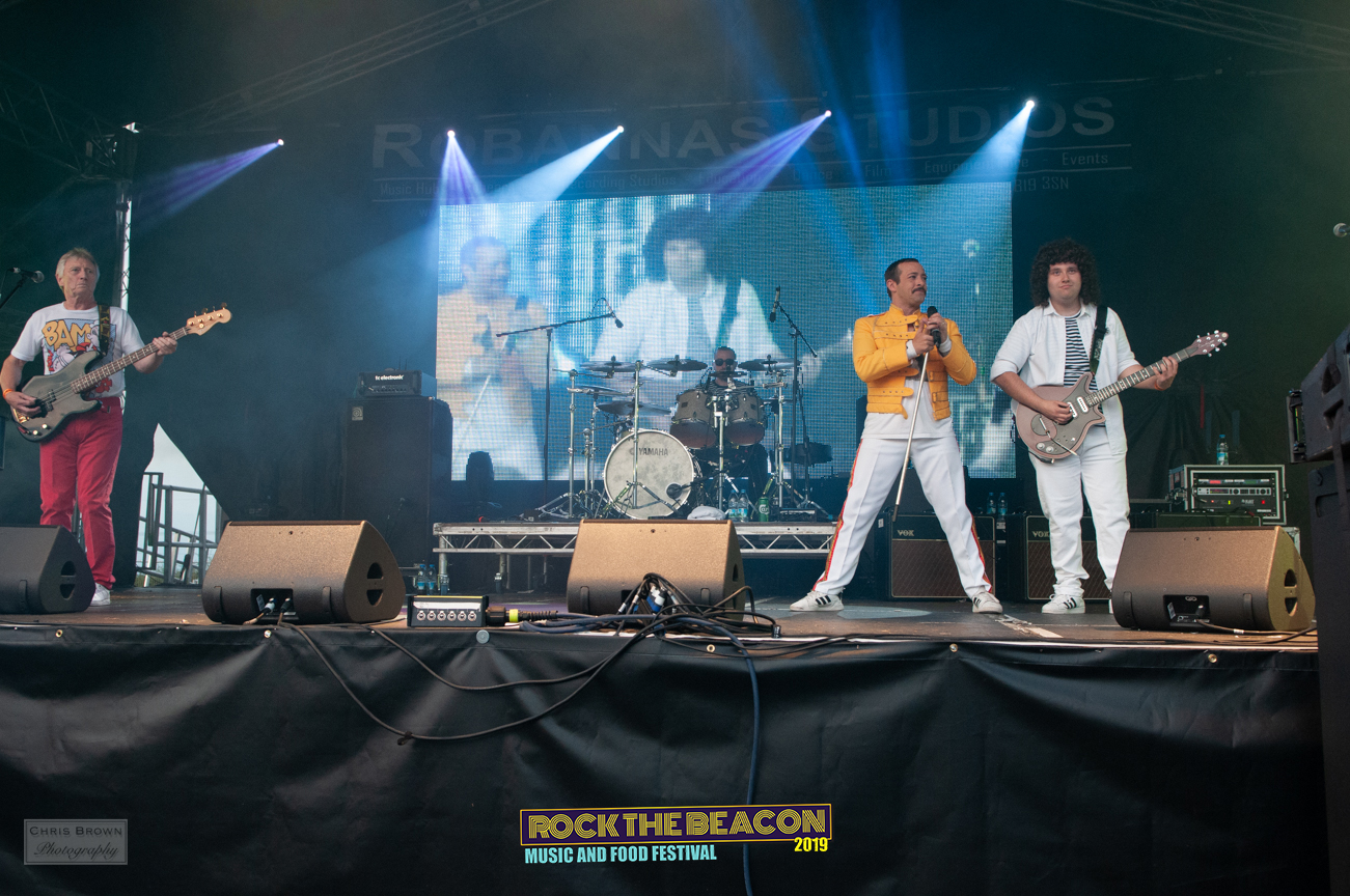 Queen QE2 5 -  Rock The Beacon 2019 - Cr