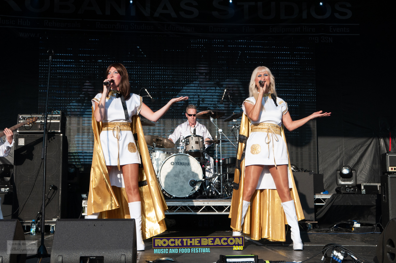 ABBA Take A Chance On Us 5 -  Rock The B